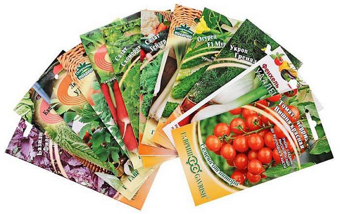 В ходе покупки семян на рассаду необходимо обращать внимание на срок годности